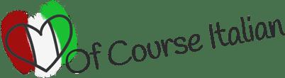 OfCourseItalian-Logo
